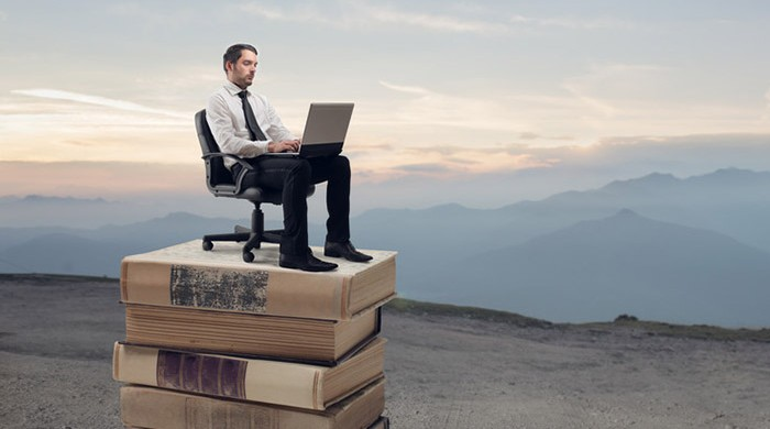 Sitting on Knowledge