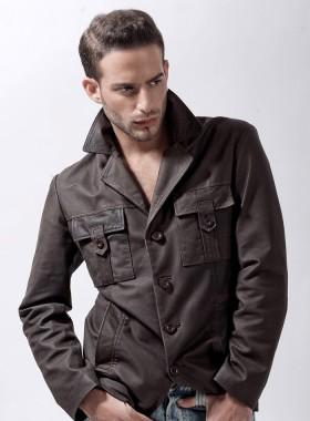 Classy Dark Shirt